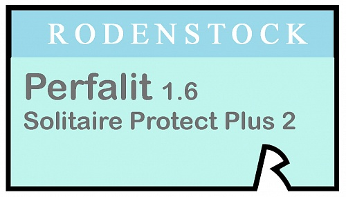 Rodenstock Perfalit 1.6 Solitaire Protect Plus 2 фото 1