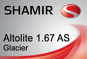 Shamir Altolite AS 1.67 Glacier