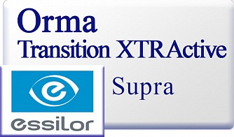Essilor Orma Transitions XTRActive